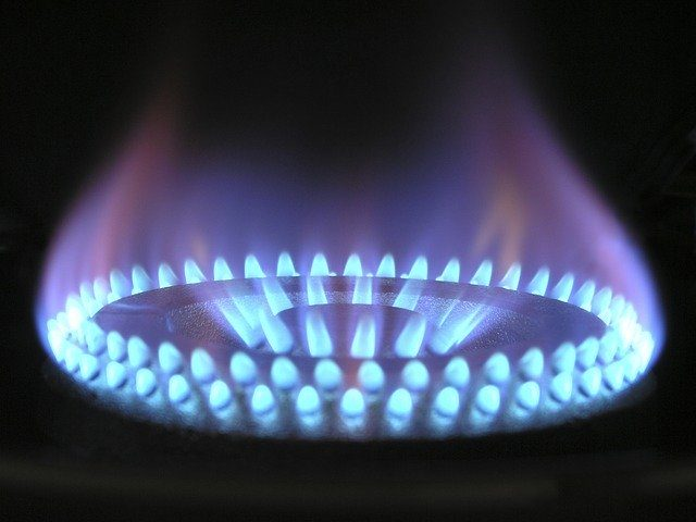 odore perdita di gas