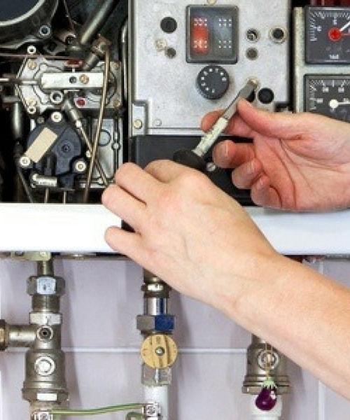 assistenza e riparazione caldaie a Acqua Vergine
